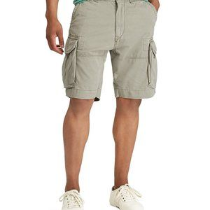 NWT Polo by Ralph Lauren Men's Cargo Shorts Sz. 36